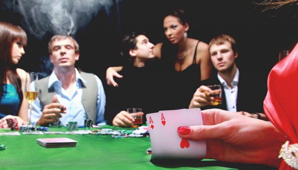Domino QQ Poker