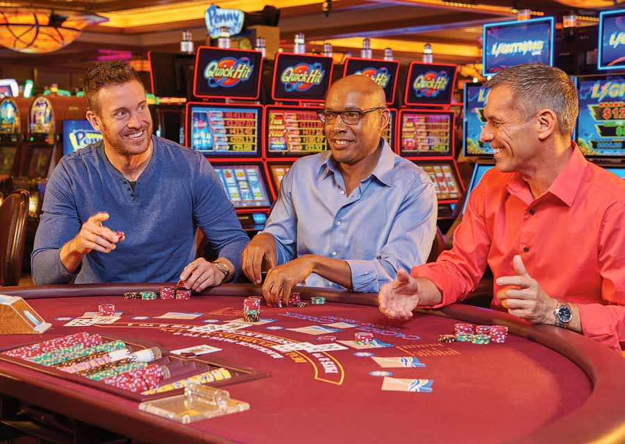 Common features that an online casino site should offer its users