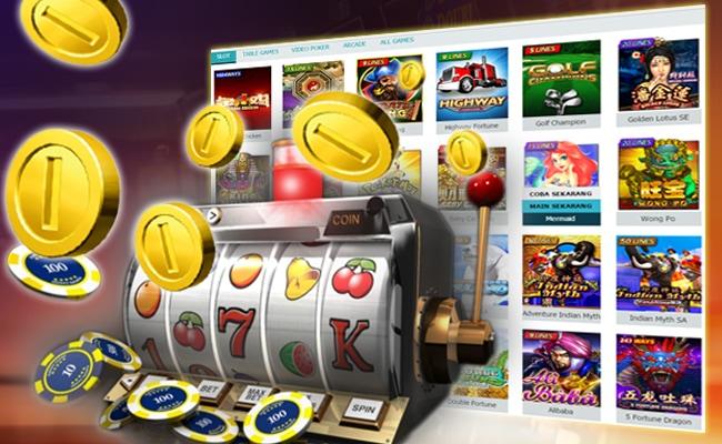 Slot apk Download