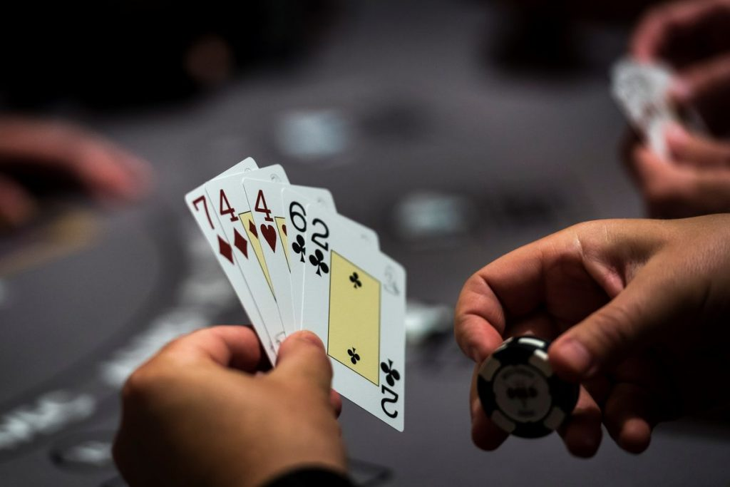 players playing
