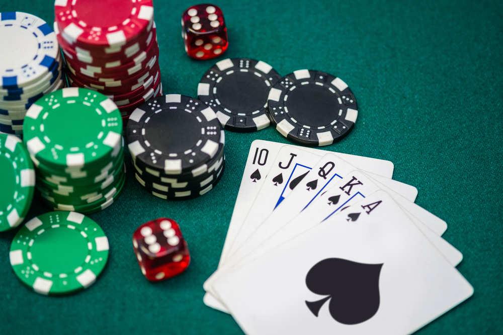 Casino Website